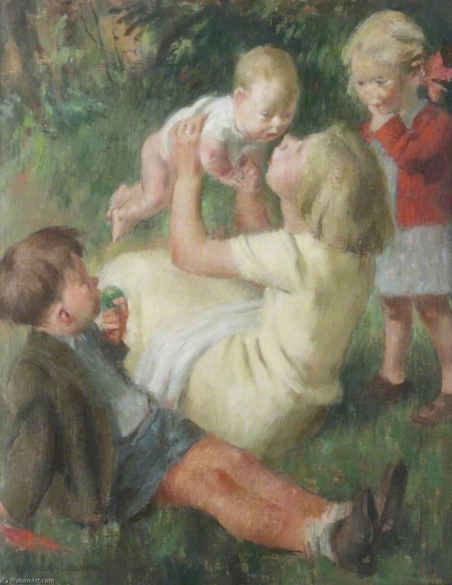 """""""Children."""" 1947."""