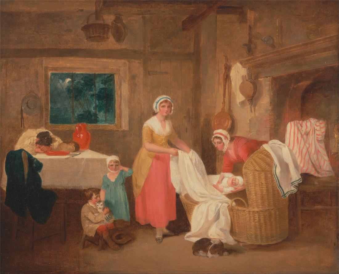 """""""Night."""" 1799."""