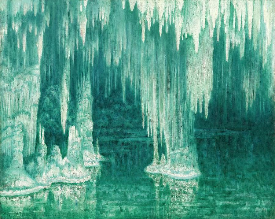 """""""La Grotte Du Drac, Manacor."""" No date."""