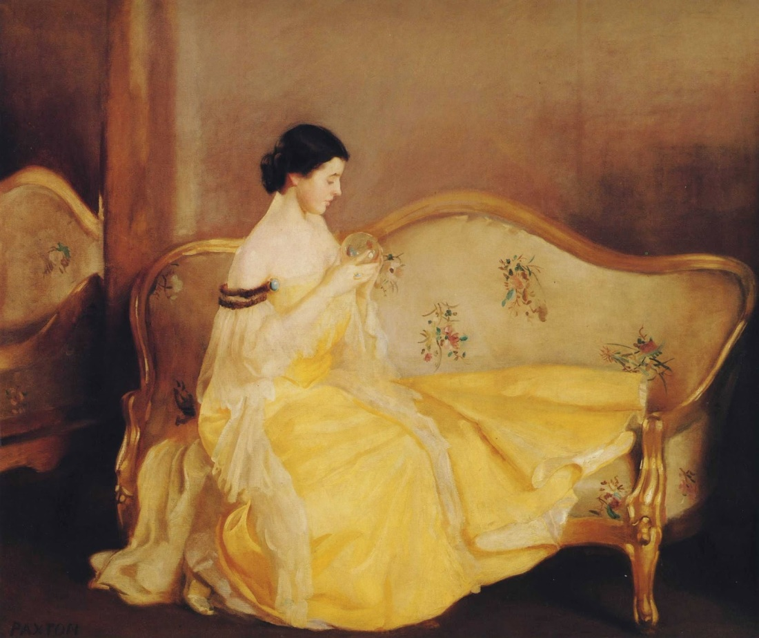 William McGregor Paxton-www.kaifineart.com-9