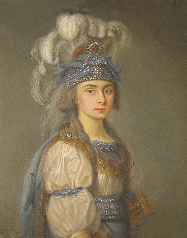 Praskovia Kovalyova-Zhemchugova