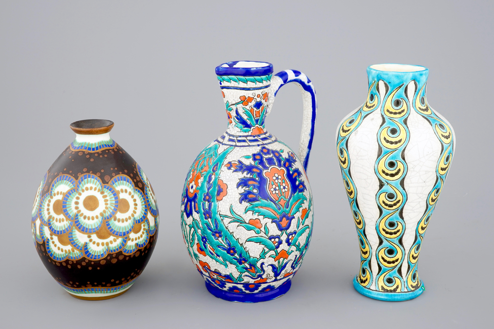 a-set-of-3-charles-catteau-vases-inc-one-in-iznik-style-for-boch-keramis-1st-half-20th-c-1
