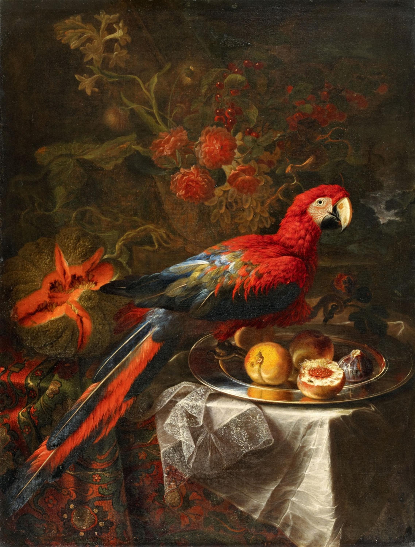 Lempertz-1076-1109-Alte-Kunst-Gabriello-Salci-Fruit-Still-Life-with-a-P