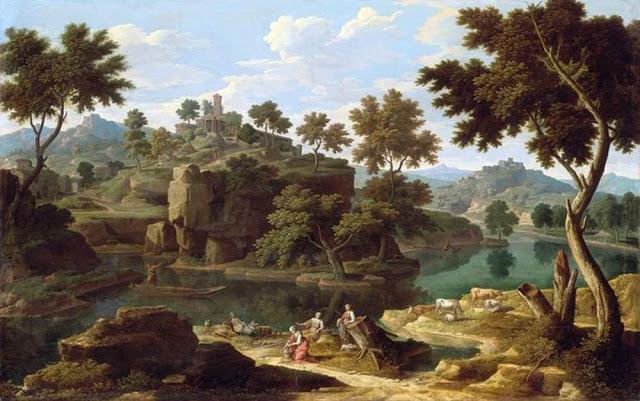 Allegrain-Étienne-River-landscape-late-17c-canvas-Louvre