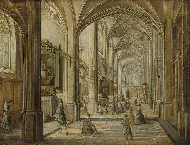 Hendrik_van_Steenwijk_II_Interior_of_a_Gothic_Church2