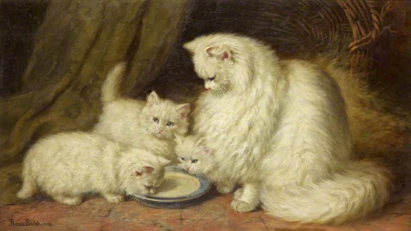 Bebb, Minnie Rosa, 1857-1938; Supplementary Supper