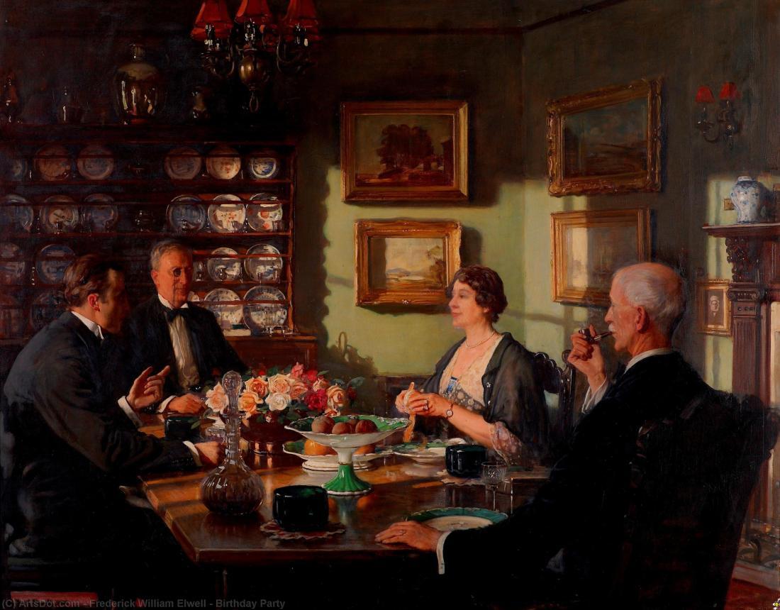 Frederick-william-elwell-birthday-party